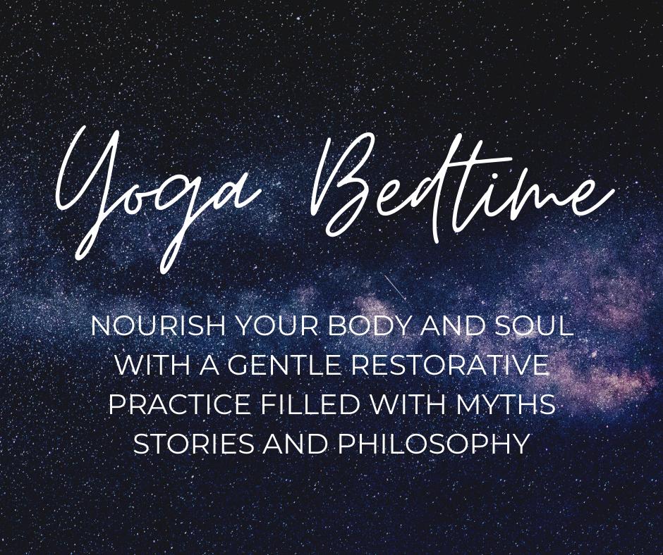 Yoga Bedtime